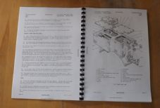 Chieftain mk5. 120mm gun. Technical handbook.Technical description.